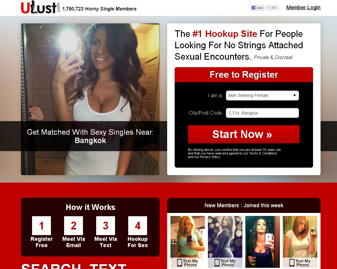 adult hookup website