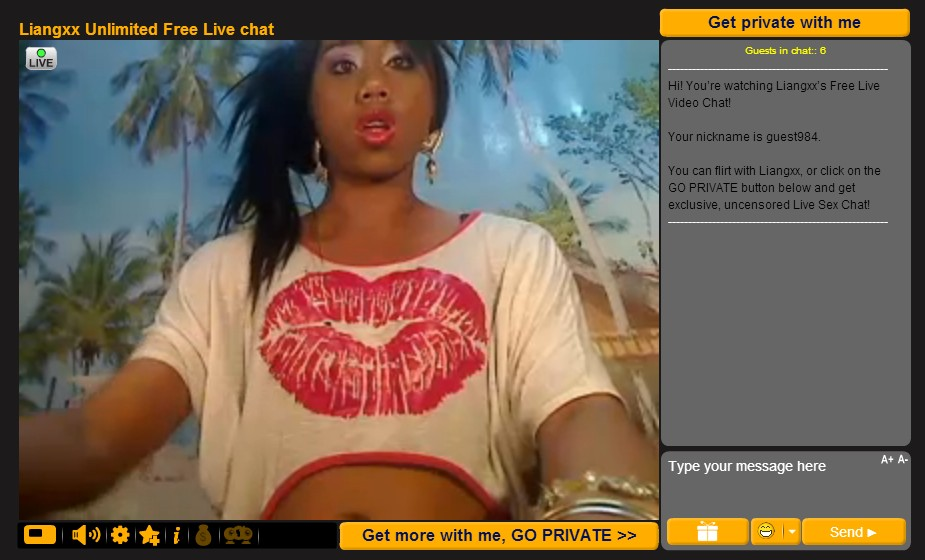 from Gibson adult web cam for shemale