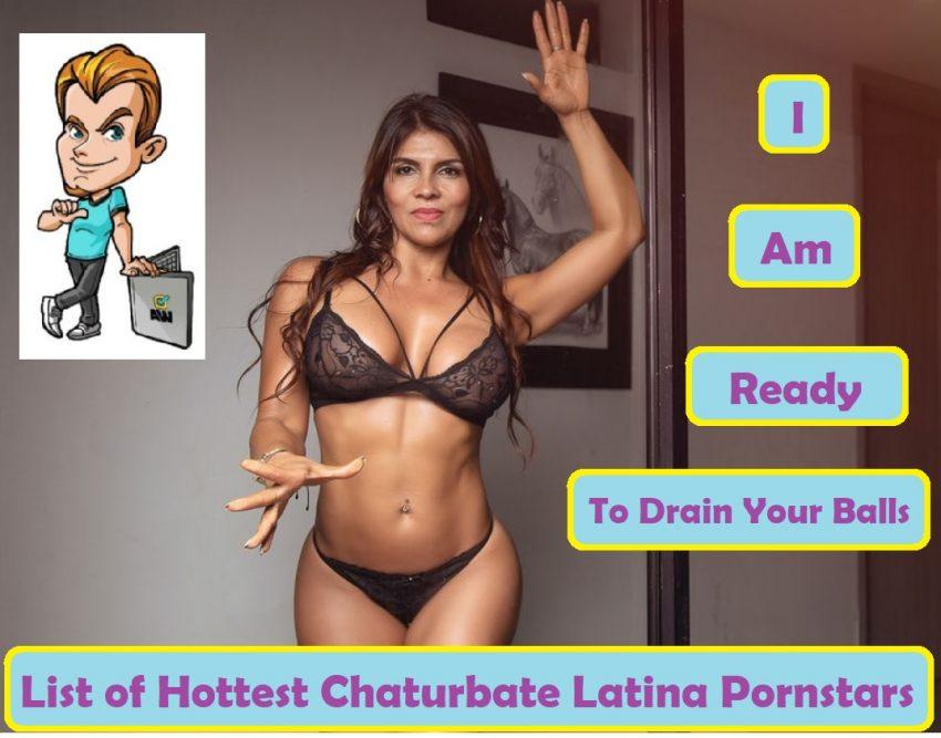 Chaturbate Latina